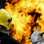 В Сычавке горел жилой дом