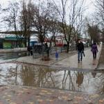 Контраст по улице Химиков раздражает горожан
