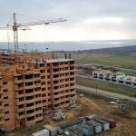 В 2012 году Южный застраивался интенсивнее Ильичёвска