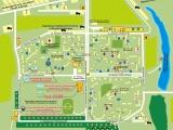 Карта города Южного