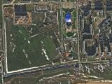 Спутниковый снимок города Южный - 2-й микрорайон