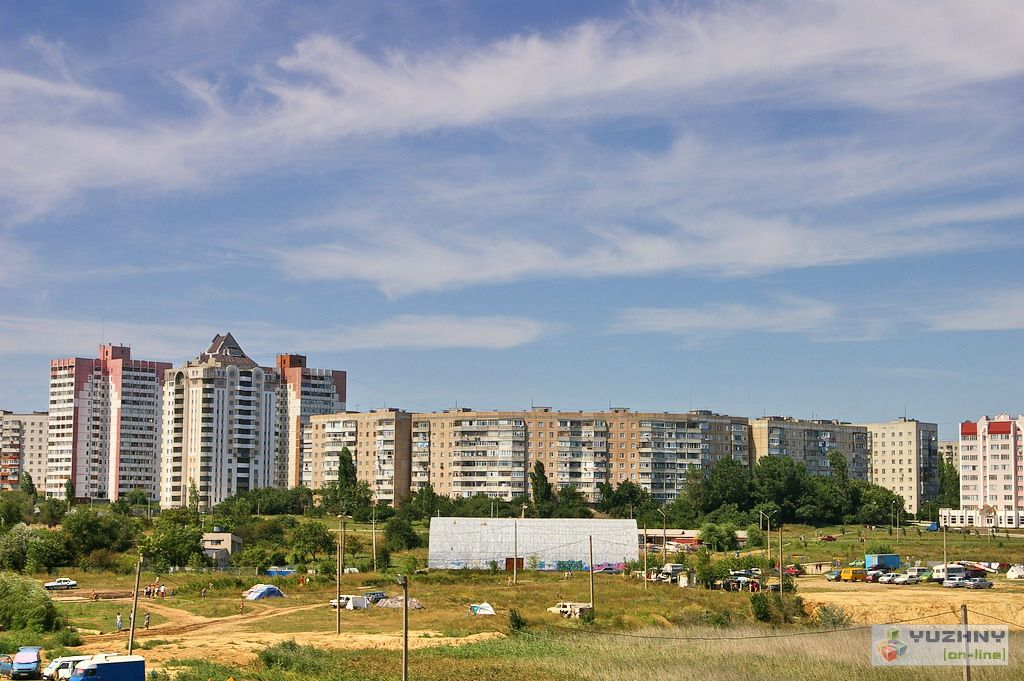 Yuzhny City, Ukraine