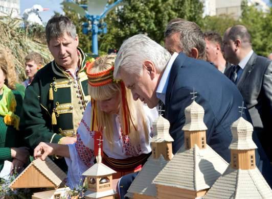 Владимир Литвин в Южном - фото 2