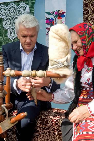 Владимир Литвин в Южном - фото 3