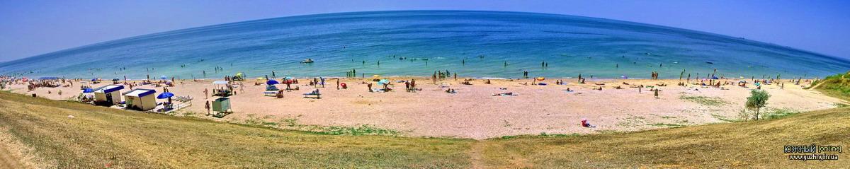 Городской пляж 2009 год
