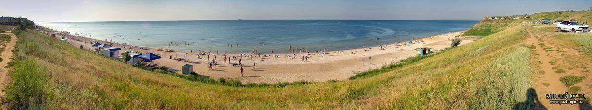 Городской пляж 2010 год